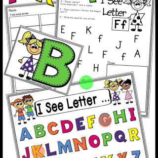 I See Letters: Alphabet Letter Recognition and Identification
