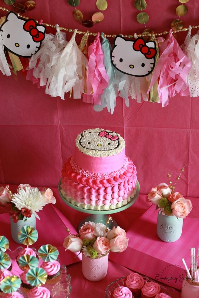 Amaza-Crazy Hello Kitty Cake Ideas