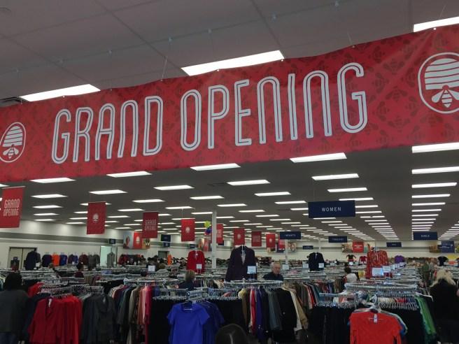 Deseret Industries Springville Utah Grand Opening