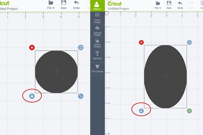 Shape Unlock Cricut Design Space