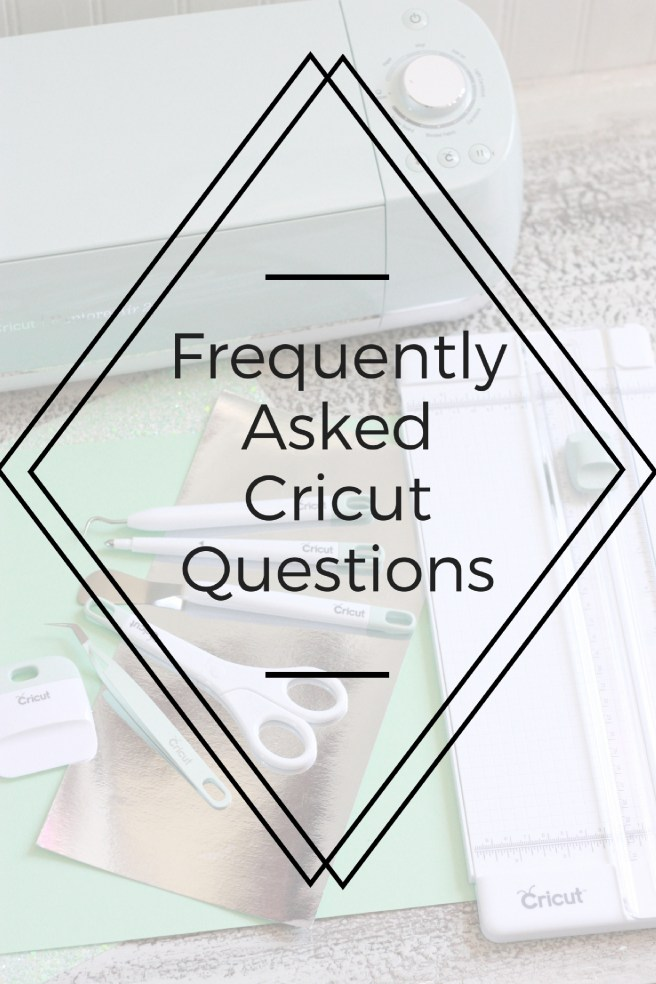 Cricut Ultimate Bundle Giveaway and FAQ Cricut Questions