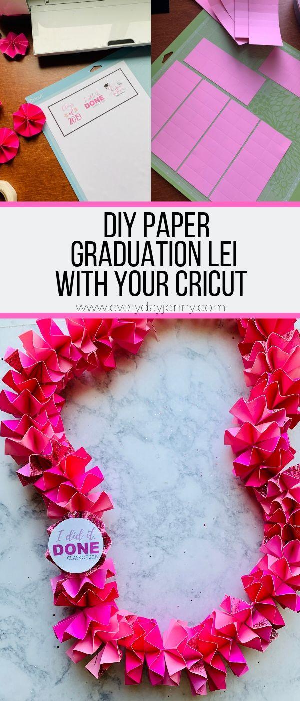 Diy Paper Lei For Gradution Or Diy Money Lei Everyday Jenny