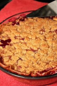 Concord Grape Pie - Becoming a Southern Tradition