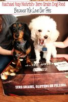 Rachael Ray Nutrish: Zero Grain Dog Food