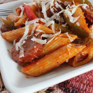 Italian Sausage Pasta Skillet