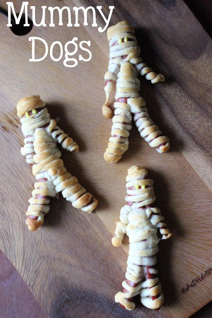 Mummy Dogs | EverydayMadeFresh.com