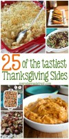 25 of the Tastiest Thanksgiving Side Dishes