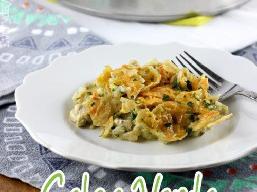 recipe: salsa verde chicken casserole [24]