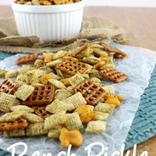 Ranch Pickle Chex Mix