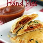 These Pizza Hand Pies are the perfect portable lunch or snack. They are quick and easy to make, and completely customizable. | EverydayMadeFresh.com