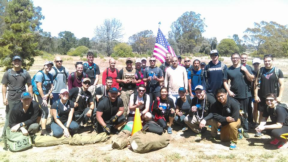 GoRuck Light VAFB: After Action Review