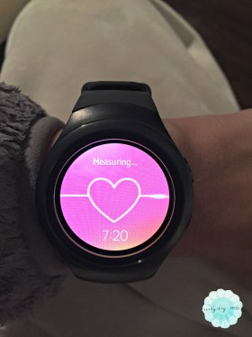 samsung gear s2 heart rate
