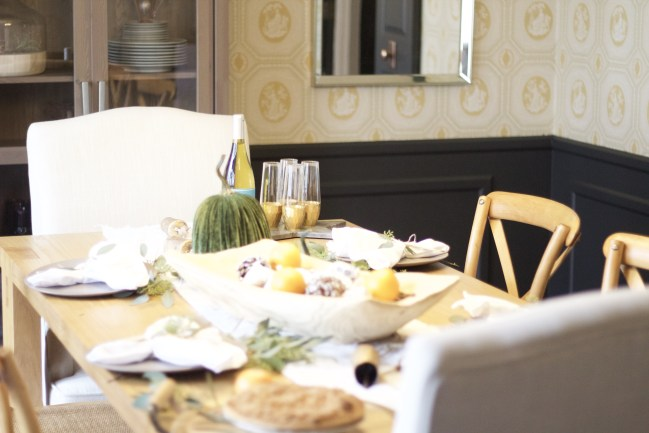 tablescape transitions