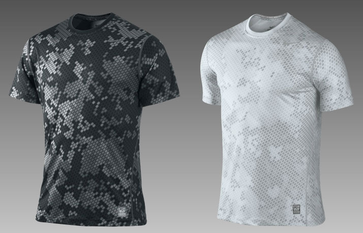 Nike Camouflage Shirts The Jersey Shore Rejoices