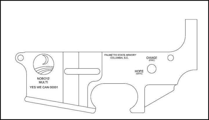 ar 15 lower diagram electric over hydraulic pump wiring obama receiver now a reality i m