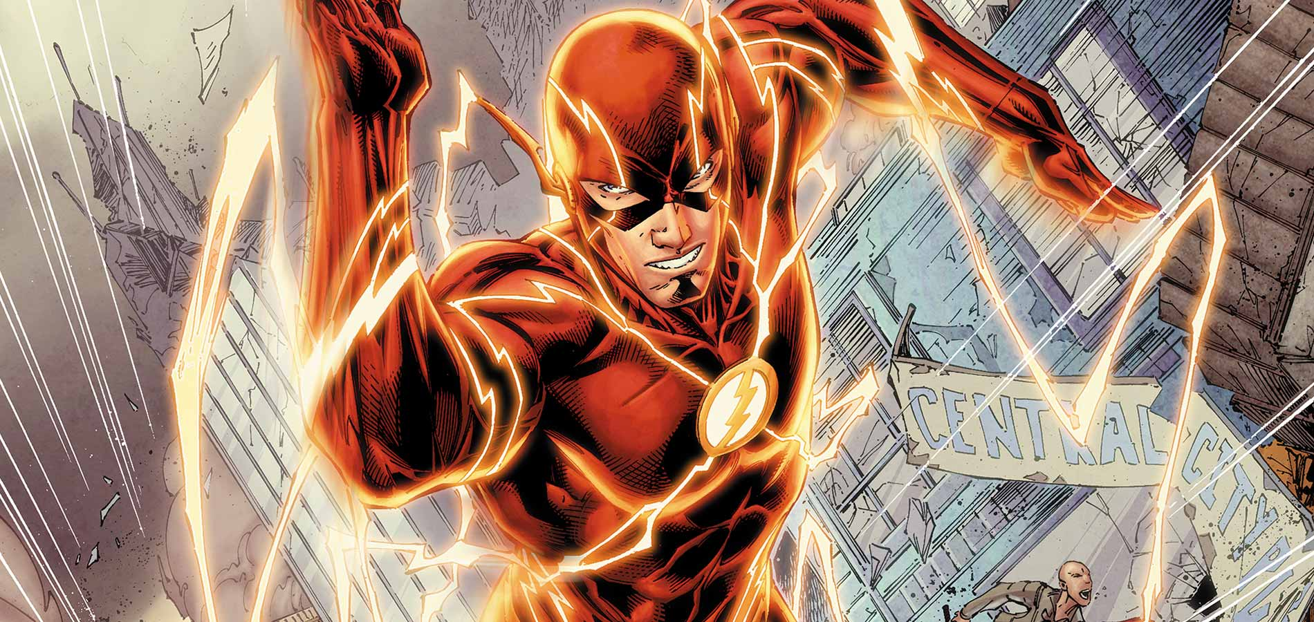 The Flash Running Cw
