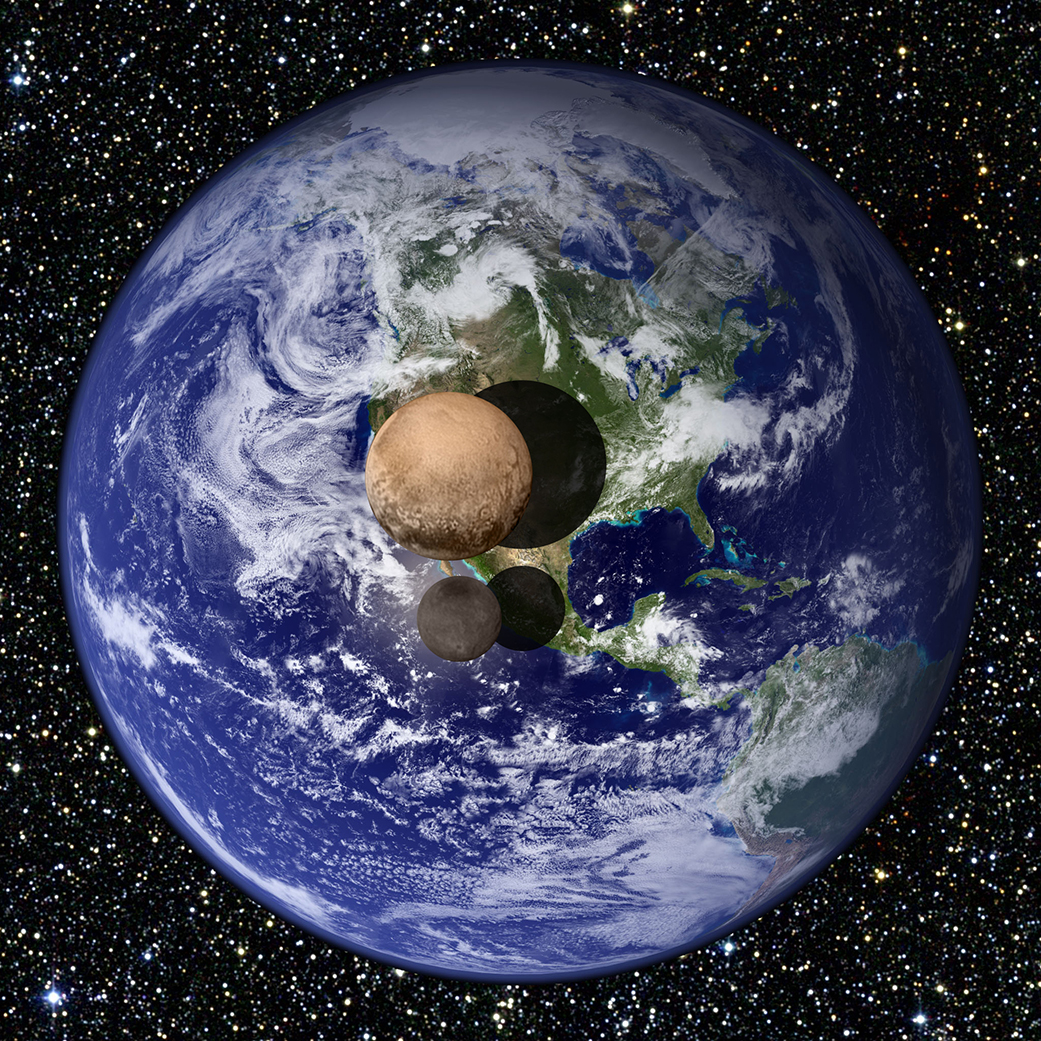 NH-Pluto-Charon-Earth-size