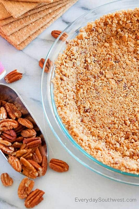 the ultimate graham cracker pie crust recipe everyday southwest