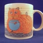 Taylor & Ng Kitty Katfish Mug