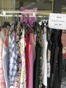 Summer Dresses on sale at 50% Off.