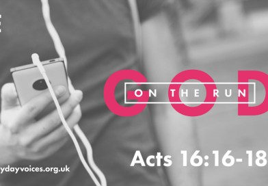 God On The Run Acts #42
