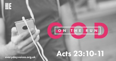 God On The Run Acts #60