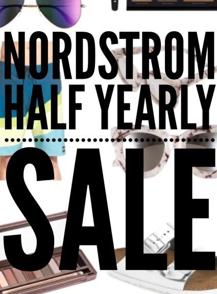 Sale season, Nordstrom style