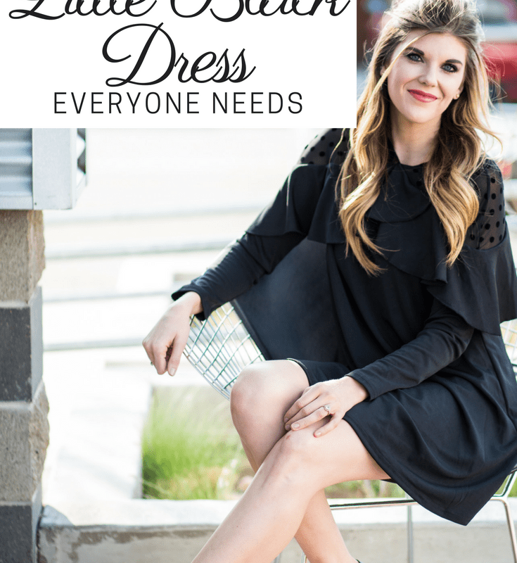 The Little Black Dress EVERYONE Needs