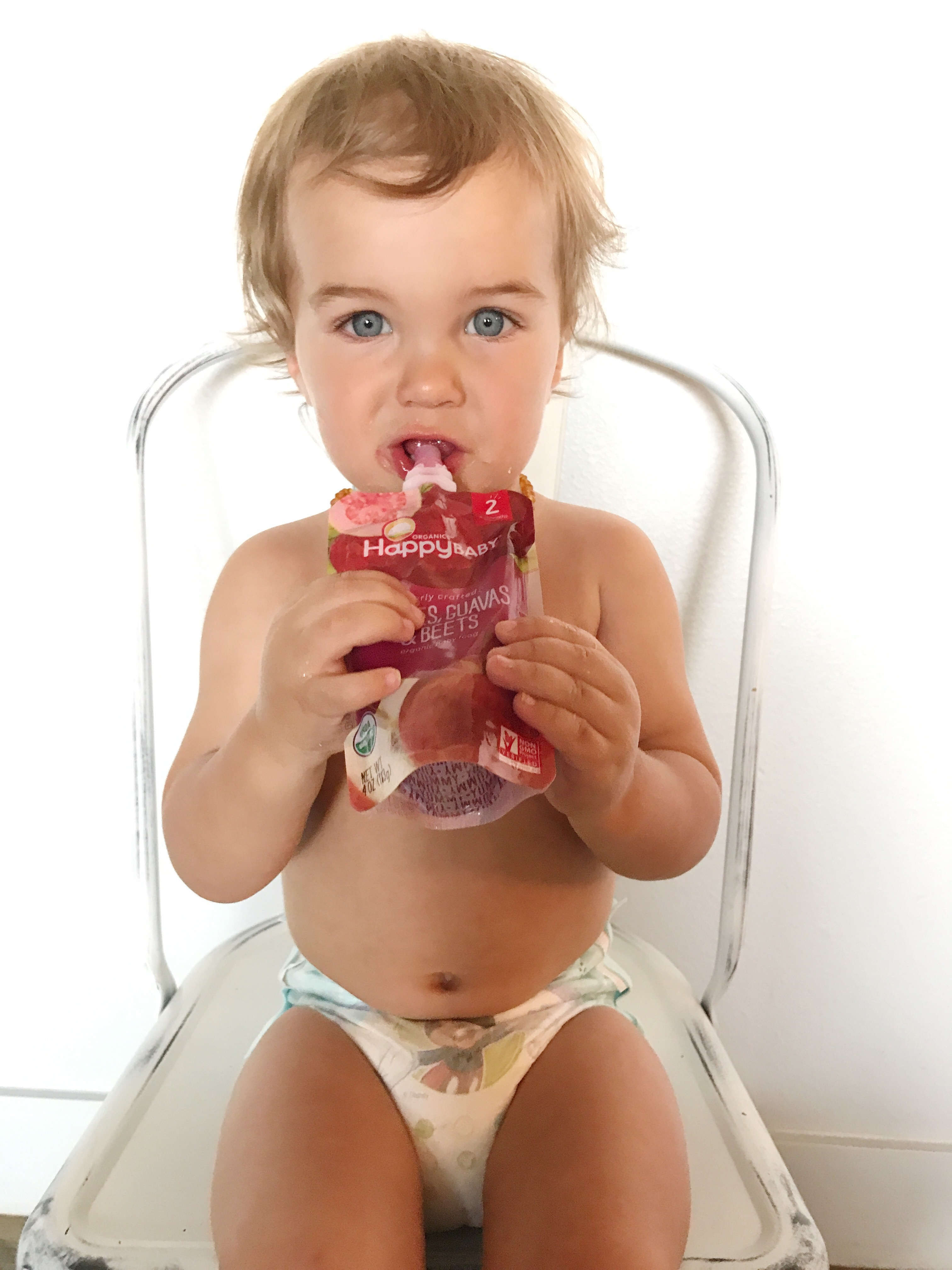 Happy Baby organic