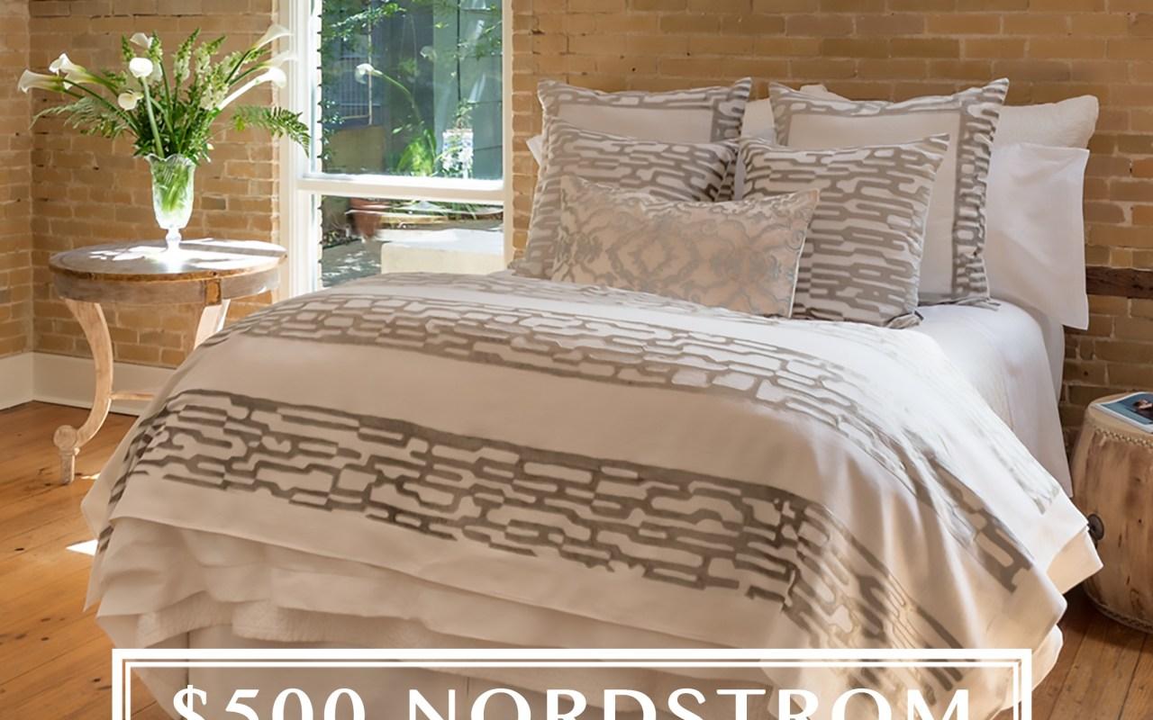 $500 Nordstrom Giveaway + Home Finds