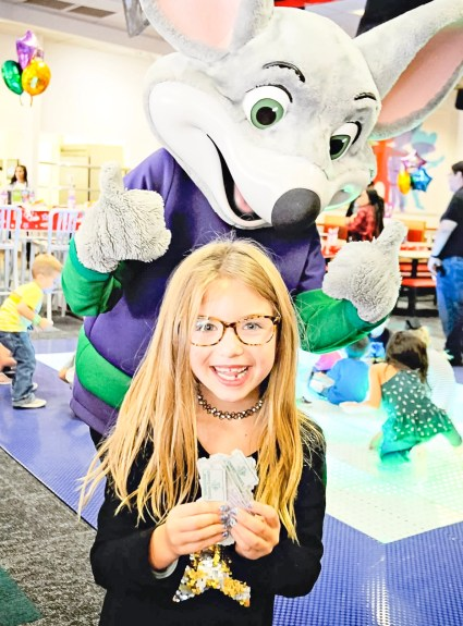 Chuck E. Cheese's – A Family Favorite