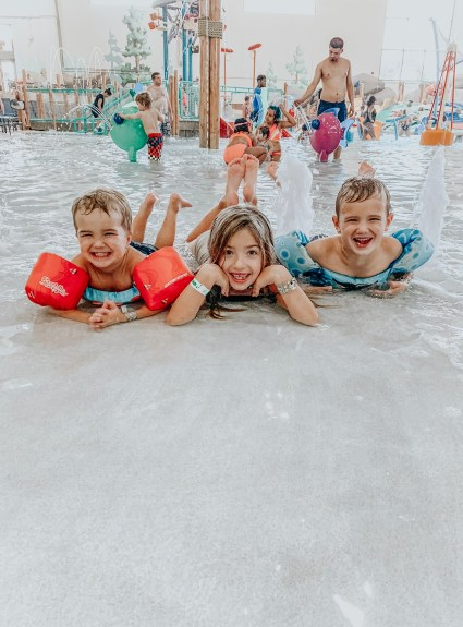 Weekend Recap With Great Wolf Lodge