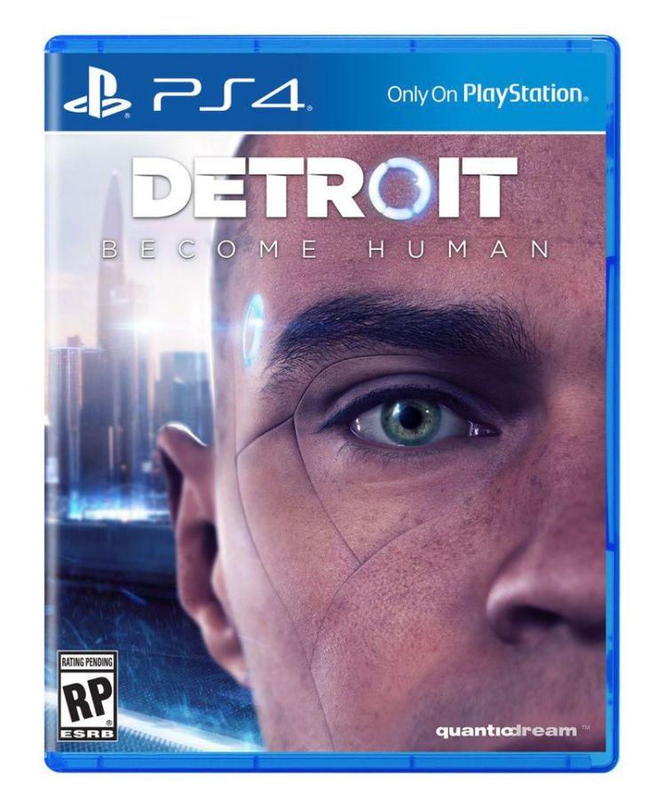 Detroit Become Human: svelata la copertina ufficiale del gioco