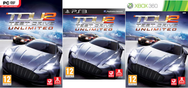 Test Drive Unlimited 2 le cover ufficiali  Everyeyeit