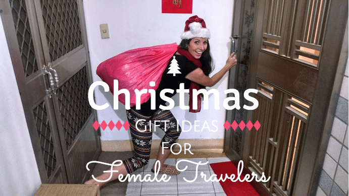 Christmas Gift Ideas For Female Travelers