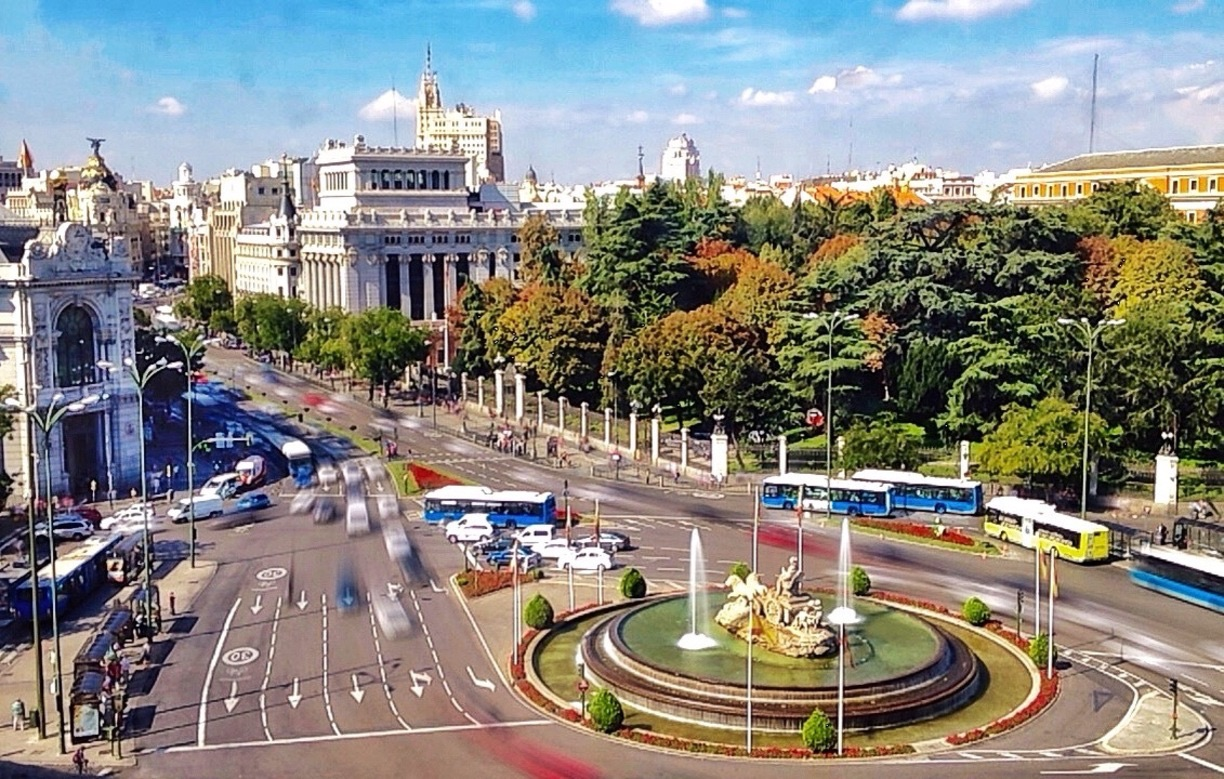Top Luxury Hotels in Madrid