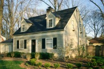 Cape Cod Style House Plans for Homes
