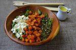 Butternut Squash, Feta & Pumpkin Seed Salad