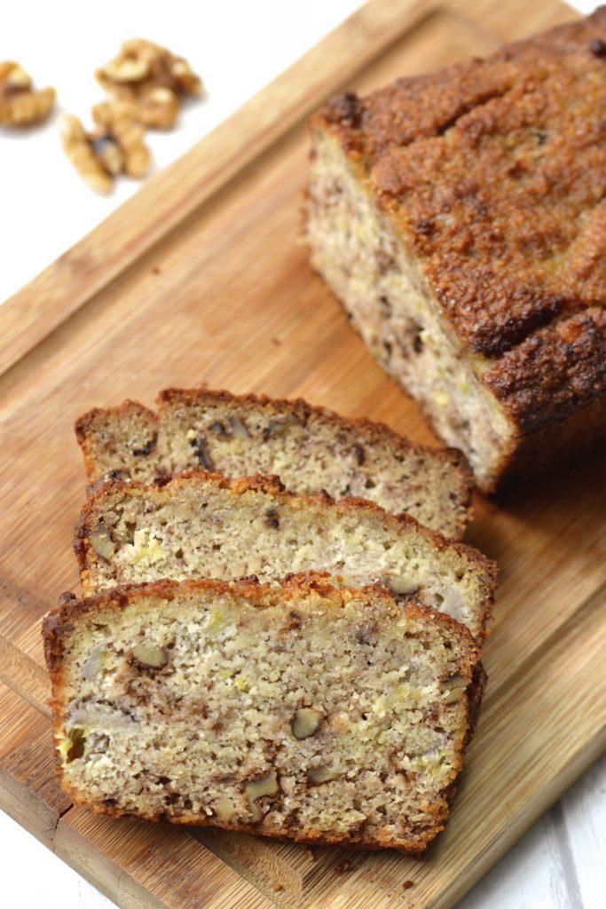 The Best Paleo Banana Bread