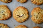 Coconut & Raisin Cookies