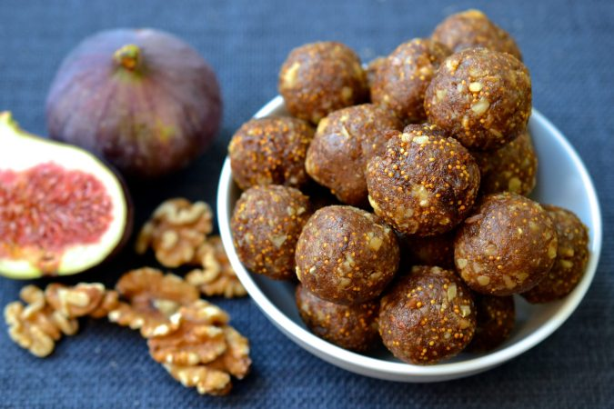 Fig Newton Energy Balls