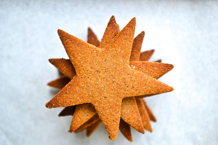 Paleo Chai Cookies