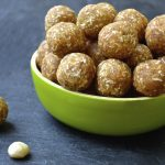 Key Lime Pie Energy Balls