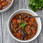 Chunky Beef & Vegetable Stew