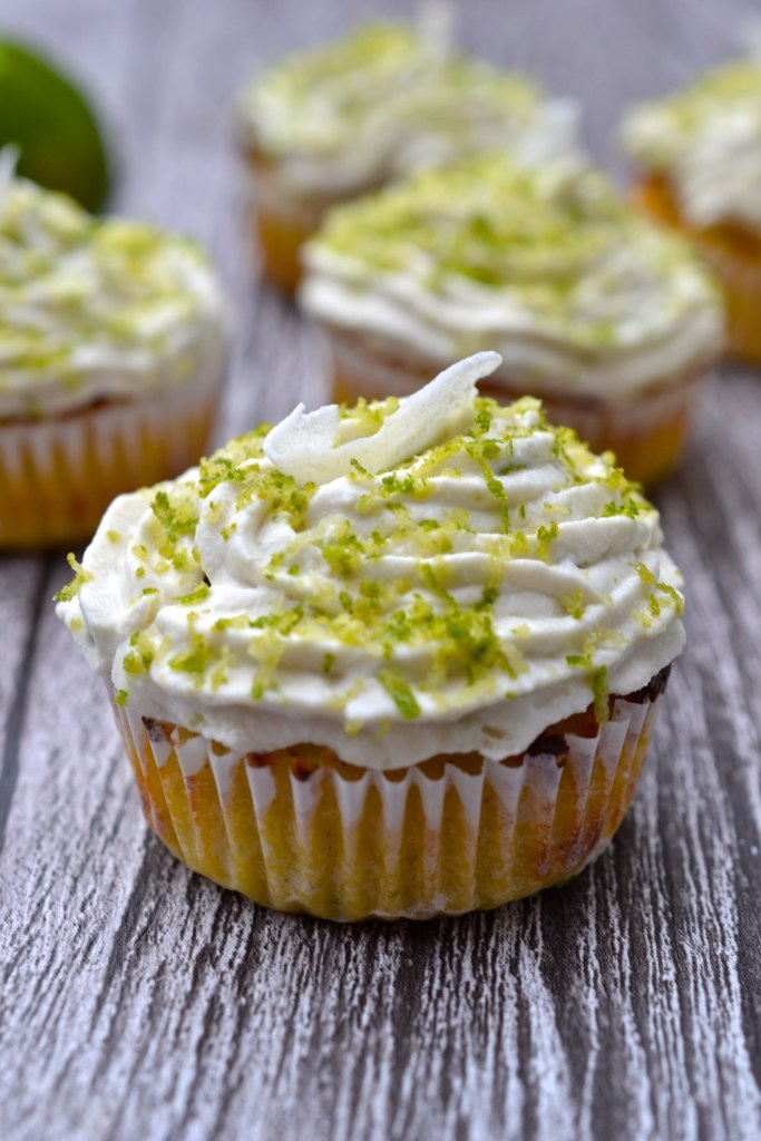 Coconut Amp Lime Cupcakes Every Last Bite