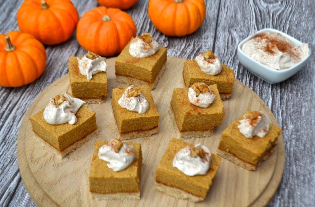 Pumpkin Pie Bars | Every Last Bite