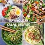 Top 30 Whole30 Salad Recipes