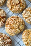 Tahini & Honey Cookies