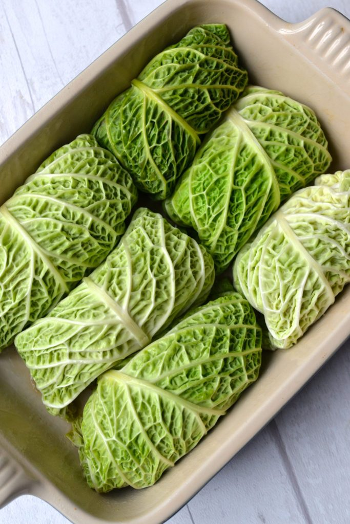 Whole30 Cabbage Rolls