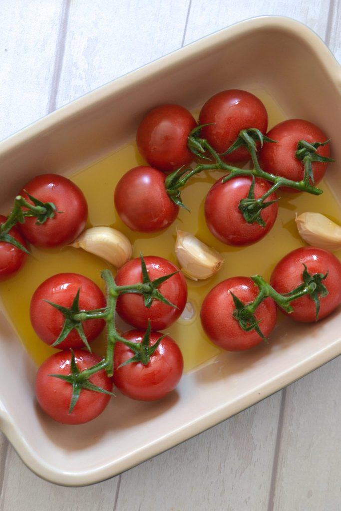 Creamy Tomato Sauce with Zucchini Noodles